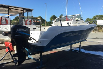 Quicksilver 630 WA for sale in France for €6,900 (£5,813)