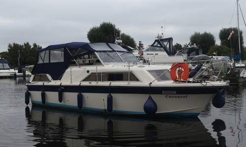 Image of Fairline Mirage 29 Aft Cabin for sale in United Kingdom for £32,950 Norfolk Yacht Agency, United Kingdom