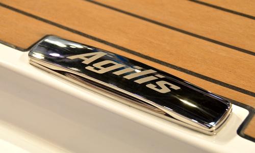 Image of Agilis 355 90Hp Jet Tender for sale in United Kingdom for €31,200 (£27,729) London, United Kingdom