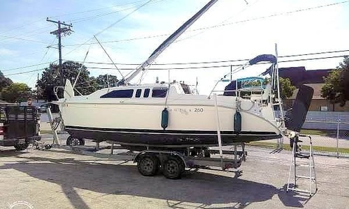 Image of Hunter 260 for sale in United States of America for $21,595 (£16,807) Saint Petersburg, Florida, United States of America