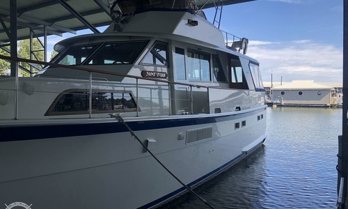 Image of Hatteras 53 for sale in United States of America for $190,000 (£153,808) Gilbertsville, Kentucky, United States of America