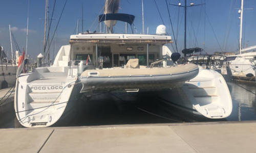 Image of Lagoon 500 Owners Version for sale in Spain for €485,000 (£434,183) Valencia, Spain