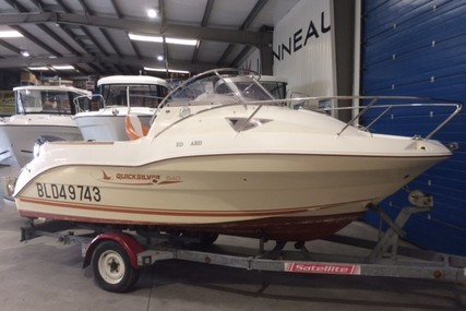 Quicksilver 540 Cruiser for sale in France for €12,500 (£10,811)
