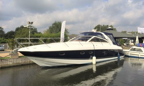 Image of Princess V42 for sale in United Kingdom for £109,950 Norfolk Yacht Agency, United Kingdom