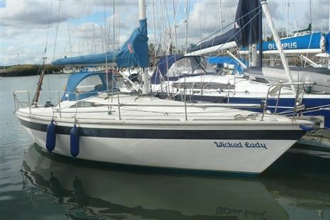 westerly marine westerly 29 gk for sale in united kingdom for 12 000