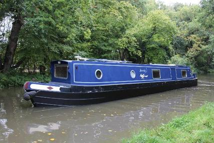 Narrowboat 50' Cruiser Stern for sale in United Kingdom for £54,950