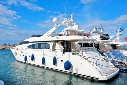 Azimut Yachts 85 for sale in Italy for €695,000 (£627,829)