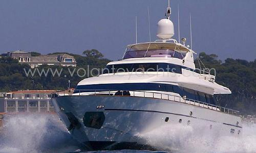 Image of Mangusta 86 for sale in France for €925,000 (£828,067) France