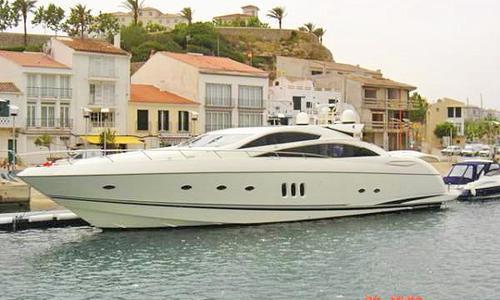 Image of Sunseeker Predator 82 for sale in Spain for €749,000 (£671,231) Spain