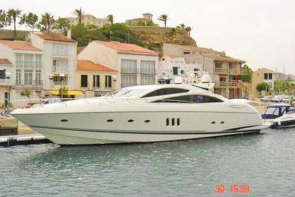 Sunseeker Predator 82 for sale in Spain for €749,000 (£651,050)