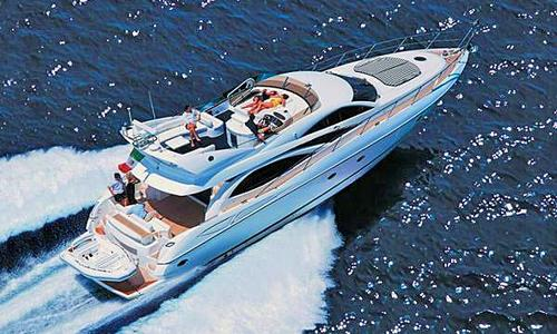 Image of Sunseeker Manhattan 64 for sale in Spain for €339,995 (£307,911) Spain