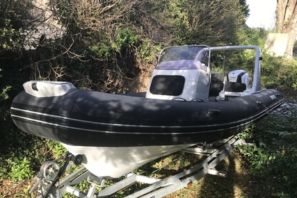 Brig Eagle 650 (2015) - ORCA Hypalon Fabric Impression for sale in United Kingdom for £34,995