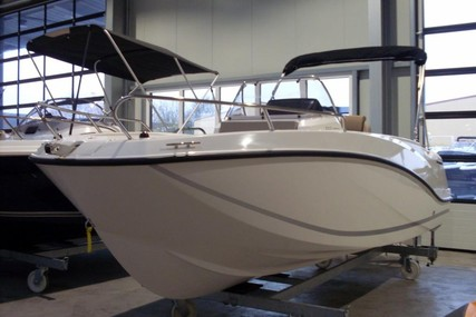 Quicksilver 555 Open for sale in Germany for €30,900 (£26,067)
