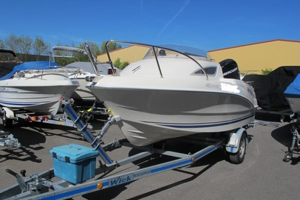 Quicksilver 430 Cruiser for sale in Germany for €18,900 (£15,919)