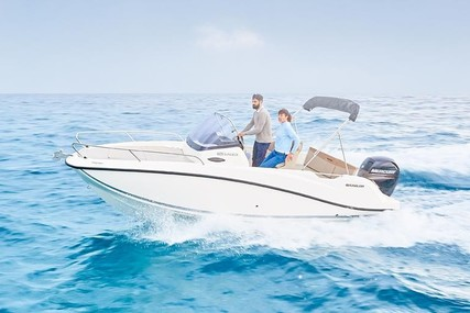 Quicksilver 605 ACTIV SUNDECK for sale in Germany for €44,500 (£37,881)