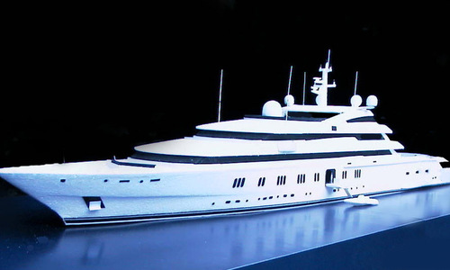 Image of Acury MY 80 GREEN for sale in United Arab Emirates for $19,500,000 (£15,119,444) Dubai, United Arab Emirates