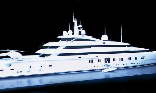 Image of Acury MY 95 GREEN for sale in United Arab Emirates for $21,500,000 (£16,645,376) Dubai / Zurich, United Arab Emirates