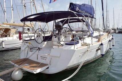 Jeanneau Sun Odyssey 469 for sale in Greece for €140,000 (£116,838)