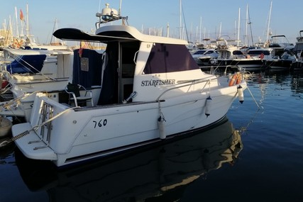 Starfisher 760 WA for sale in Spain for €29,000 (£26,090)