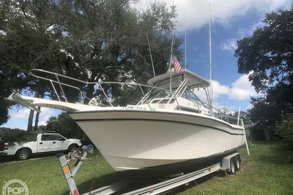 Grady-White Sailfish 25 Sport Bridge for sale in United States of America for $71,000 (£54,460)