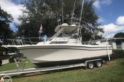 Grady-White Sailfish 25 Sport Bridge for sale in United States of America for $70,500 (£50,963)