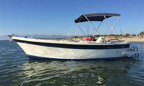 Image of NAVALPLASTICA GOZZO 640 for sale in Italy for €15,000 (£13,749) Toscana, Italy