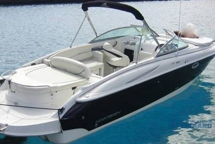 Monterey 268 SC for sale in Italy for €35,000 (£30,787)