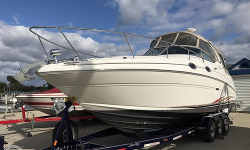 Image of Sea Ray 280 Sundancer for sale in United States of America for $50,000 (£37,345) Oshkosh, Wisconsin, United States of America