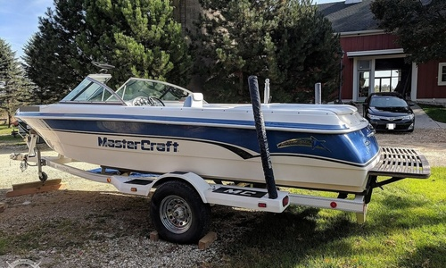 Image of Mastercraft Prostar 205V for sale in United States of America for $21,250 (£17,323) Lake Geneva, Wisconsin, United States of America