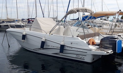 Image of Jeanneau Cap Camarat 7.5 Cc for sale in France for €37,500 (£31,118) Cavalaire, Cavalaire, France