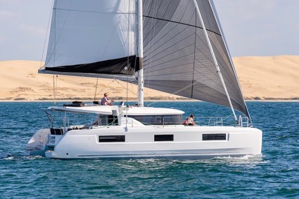 Lagoon 46 for sale in France for €480,826 (£401,277)