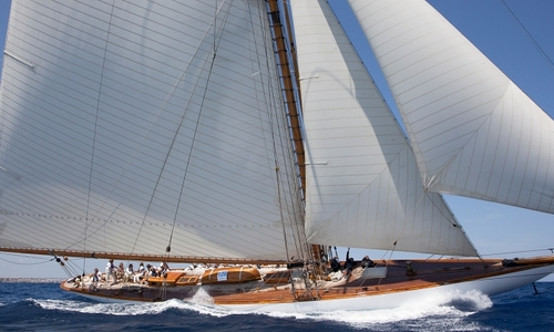 Image of WILLIAM FIFE AND SON Classic Gaff Cutter Sailing Yacht for sale in United Kingdom for €2,750,000 (£2,326,172) United Kingdom