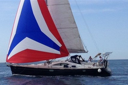 Jeanneau Sun Odyssey 49 DS for sale in France for €169,000 (£141,040)