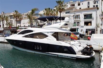 Sunseeker Manhattan 60 for sale in Gibraltar for €475,000 (£397,367)