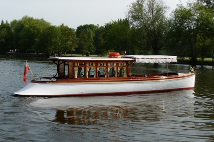 Bates of Chertsey Beaver Stern Launch for sale in United Kingdom for P.O.A. (P.O.A.)