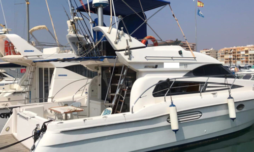 Image of Astondoa 40 Fisher for sale in Spain for €67,000 (£55,959) Alicante, , Spain