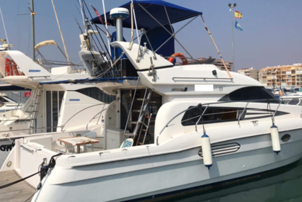 Astondoa 40 Fisher for sale in Spain for €66,500 (£60,416)