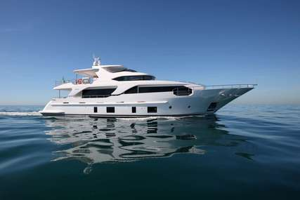 Benetti Delfino 93 for sale in Italy for €4,950,000 (£4,128,819)
