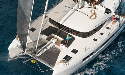 Image of CNB Lagoon 50 F for sale in British Virgin Islands for €690,000 (£597,144) British Virgin Islands