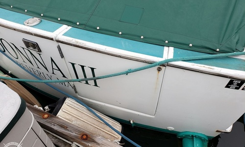 Image of Hatteras 34 Convertible for sale in United States of America for $29,900 (£24,006) Salem, Massachusetts, United States of America