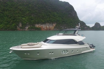 MONTE CARLO YACHTS MCY 70 for sale in Thailand for €1,950,000 (£1,753,581)