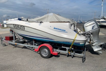 Quicksilver 505 COMMANDER for sale in France for €13,000 (£11,174)