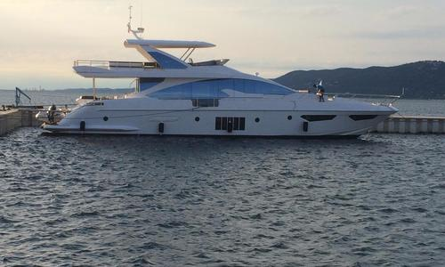 Image of Azimut Yachts 80 for sale in Thailand for $3,100,000 (£2,409,676) Phuket, , Thailand