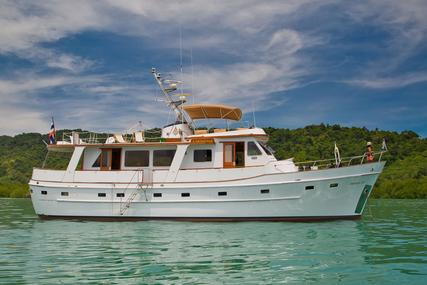 Cheoy Lee Trawler 66 for sale in Thailand for €480,000 (£422,792)