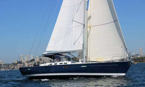 Image of Beneteau Oceanis 57 for sale in Spain for €315,000 (£281,990) Denia, Spain