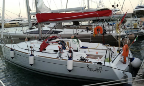 Image of Beneteau First 30 for sale in  for €72,000 (£59,747) Palermo,