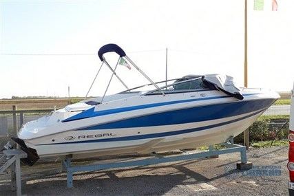 Regal 2250 for sale in Italy for €24,500 (£21,580)