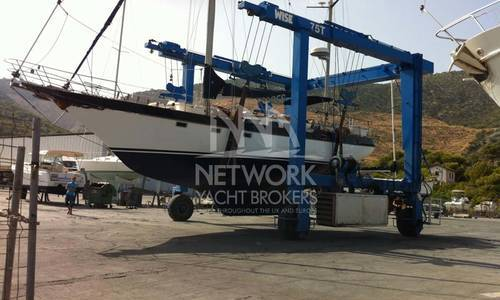 Image of Belliure 50 Ketch Yacht for sale in Spain for €129,000 (£118,361) Barcelona, Spain