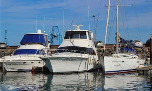 Image of Ocean Yachts Super Sport 48 for sale in Spain for €120,000 (£107,982) Gran Canaria, Spain