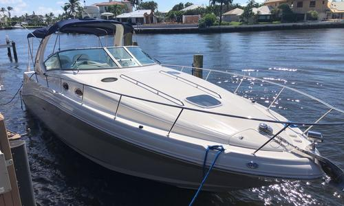 Image of Sea Ray 340 Sundancer for sale in United States of America for $72,000 (£55,101) Ocean Ridge, FL, United States of America